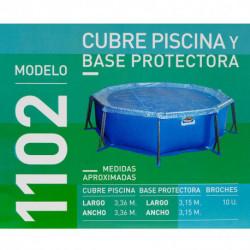 Base y Cubre Pileta para Pelopincho 1102