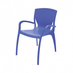 Silla Tramontina 92040/030 Clarice Azul