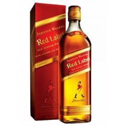 JOHNNIE WALKER RED LABEL x LITRO