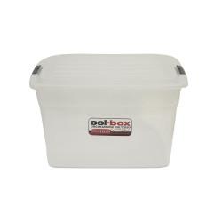 CAJA PLASTICA ORGNIZADORA COL BOX X 42 LTS - COLOMBRARO