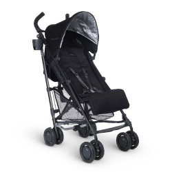 Cochecito Paraguitas Uppababy Gluxe Jake (black)