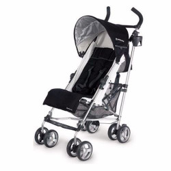 Cochecito Paraguitas Uppababy Gluxe Jake - Black 2012
