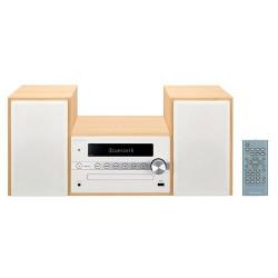 Pioneer Minicomponente X-cm56 Hifi Bluetooth-usb Blanco