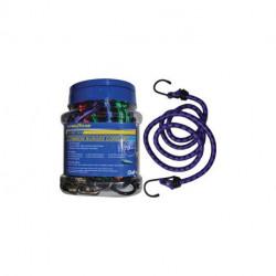 Kit de 10 Tensores Elasticos con Gancho Good Year GY-BC-3810