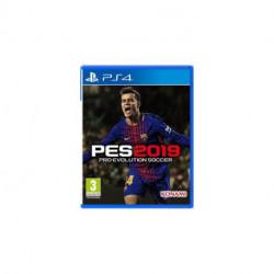 Videojuego PES 2019 PS4 EAN 711719523901