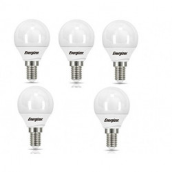 Set x 4 lamparas Energizer BULBO LED 10W 770Lm- Frio 3000K