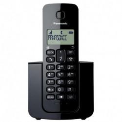TELEFONO INALAMBRICO PANASONIC NEGRO KX-TGB110AGB