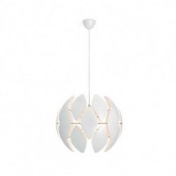 CHIFFON 60cm pendant white 1x60W 230V