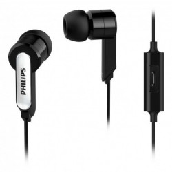 Auricular Philips She1405 In-ear Siliconas Manos Libres Mic