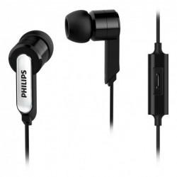 Auricular Philips She1405 In-ear Siliconas Manos Libres Mic
