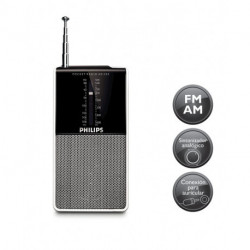 Radio portátil Philips (AE1530/00)
