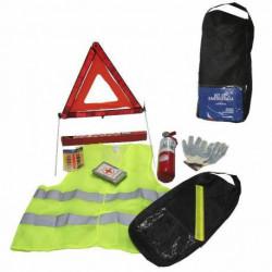 Kit De Seguridad 7 En 1 Reglamentario Vtv Premium Con Matafuego