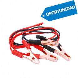 Cable Puente Bateria 200 Amperes Arranque Auto Cocodrilo