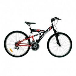 Bicicletas full suspension MTB Halley-Firebird
