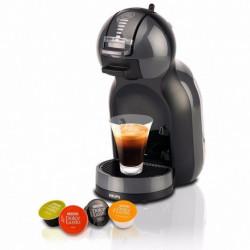 Cafetera Dolce Gusto Mini Me Moulinex Automatica Negra