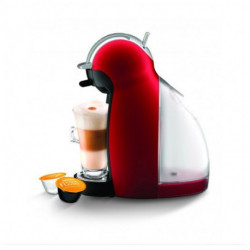 Cafetera Dolce Gusto Automatica Nescafe Genio 2 Red