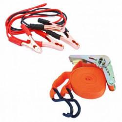 Kit Cable 200 AMP+ Cinta de Amarre