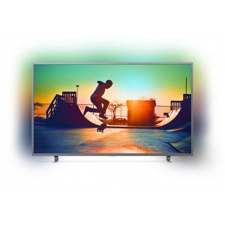 Smart Tv 4k Uhd 55 Philips 55pug6703/77