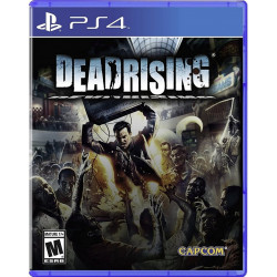 DEAD RISING HD PS4