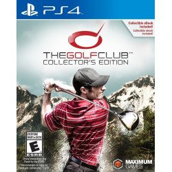 THE GOLF CLUB COLLECTOR'S EDITION PS4