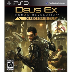 DEUS EX HUMAN REVOLUTION DIRECTOR CUT PS3