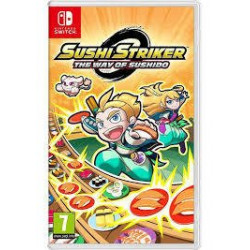 SUSHI STRIKER NINTENDO SWITCH