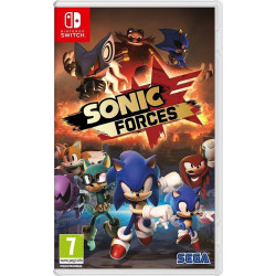 SONIC FORCES BONUS EDITION NINTENDO SWITCH