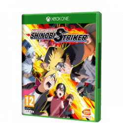 NARUTO SHIPPUDEN SHINOBI STRIKER - XBOX ONE