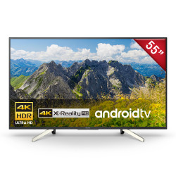 Smart TV Sony LED 4K Andoid TV KD-55X755F