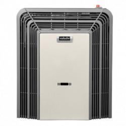 Calefactor Sin Salida Miniconvex 5.0 C/T Titanio G15