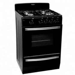 Cocina MTI-602MVS Negra