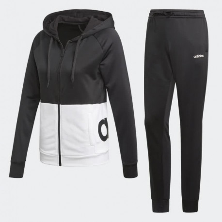 CONJUNTO ADIDAS LINEAR FRENCH TERRY MUJER