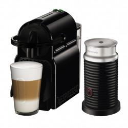 Máquina de Café Inissia Black + Aeroccino 3