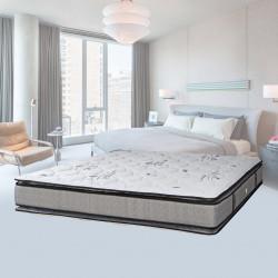 Colchon Arcoiris Espuma Max 30 Con Pillow 180x200