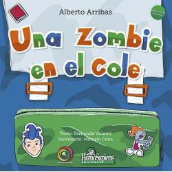 Una zombie en el cole
