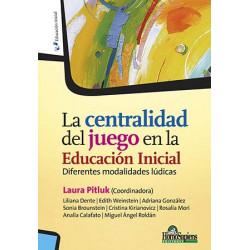 Centralidad del juego educacion inicial