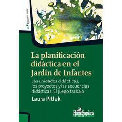 Planificacion didactica jardin infantes