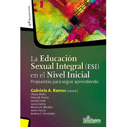 Educacion Sexual integral nivel inicial
