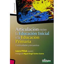 Articulacion Educacion Inicial y Primaria