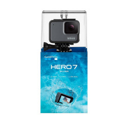 GO PRO CAMARA HERO 7 SILVER 4K 10MP ORIGINAL SUMERGIBLE 2018