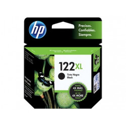 CARTUCHO HP 122XL CH563HL NEGRO ORIGINAL