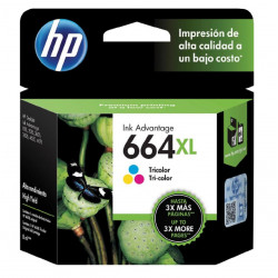 CARTUCHOS HP 664XL NEGRO O COLOR 2135 3635 4535 4675 ORIG