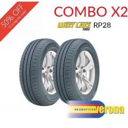Combo X2 185/60r15 West Lake Rp18 207 C3 Megane Aveo Palio